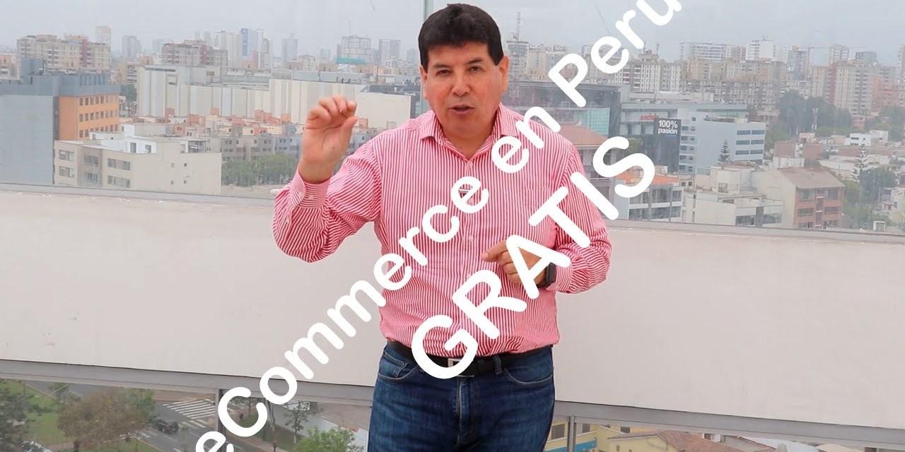 Como empezar un eCommerce en Perú, GRATIS y desde CERO