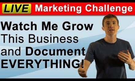 LIVE Small Business Marketing Challenge! (Local Marketing Ideas and Tutorials)