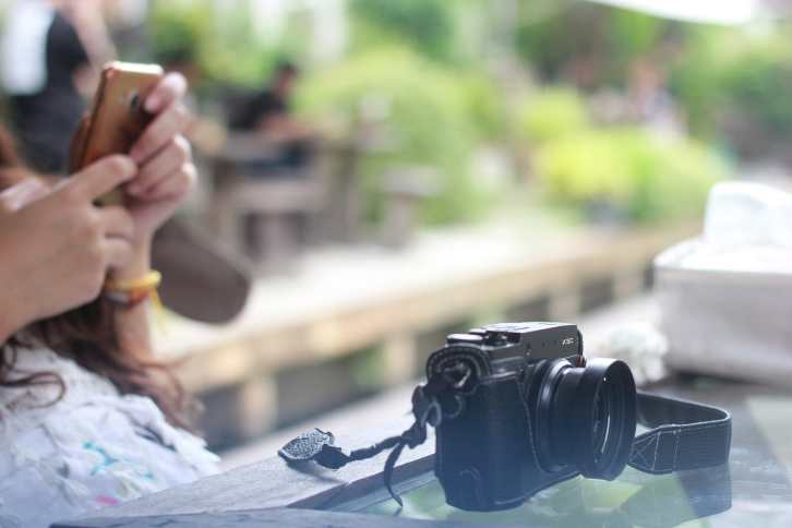 becoming photographer