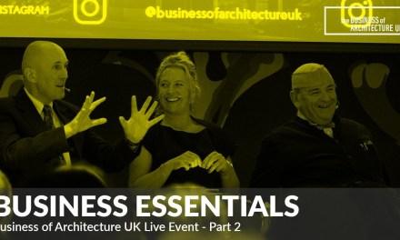 033: Business Essentials: BoA UK Live Event Panel Discussion pt2