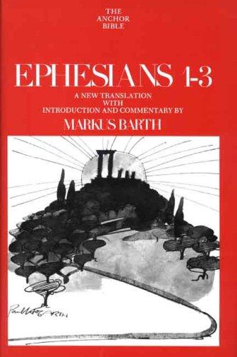 Barth Ephesians 1-3