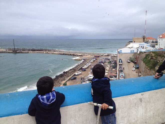 Ericeira @ Praia dos pescadores