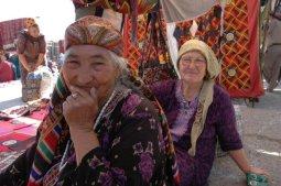 turkmenistan woman