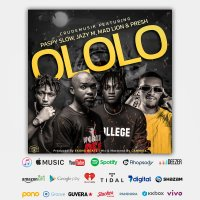 Crudemusik ft Paspy Slow, Jazy M, Mad Lion & General Presh - Ololo