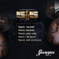 Gwayne - 5For5 The Revolution