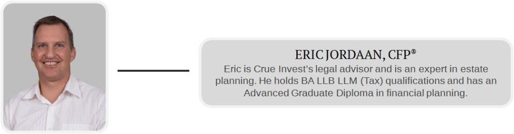 Eric Bio