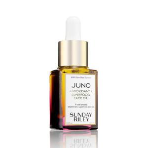 Sunday Riley Juno Hydroactive Cellular Face Oil cruelty free face oil
