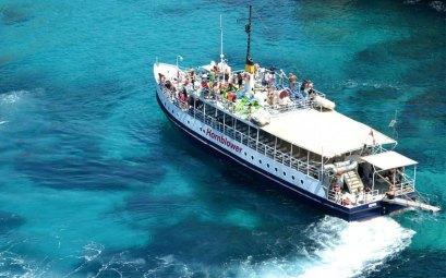 Malta Vegan Meetup - Comino Blue Lagoon Cruise