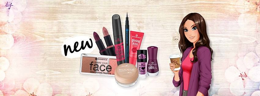 Essence Cosmetics Buffet