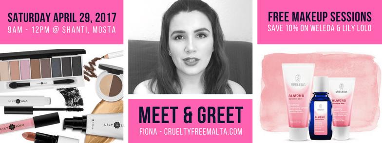 CrueltyFreeMalta.com Meet & Greet Event