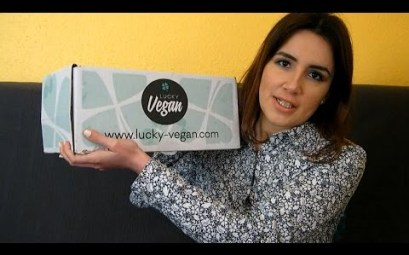 Lucky Vegan Box April 2017
