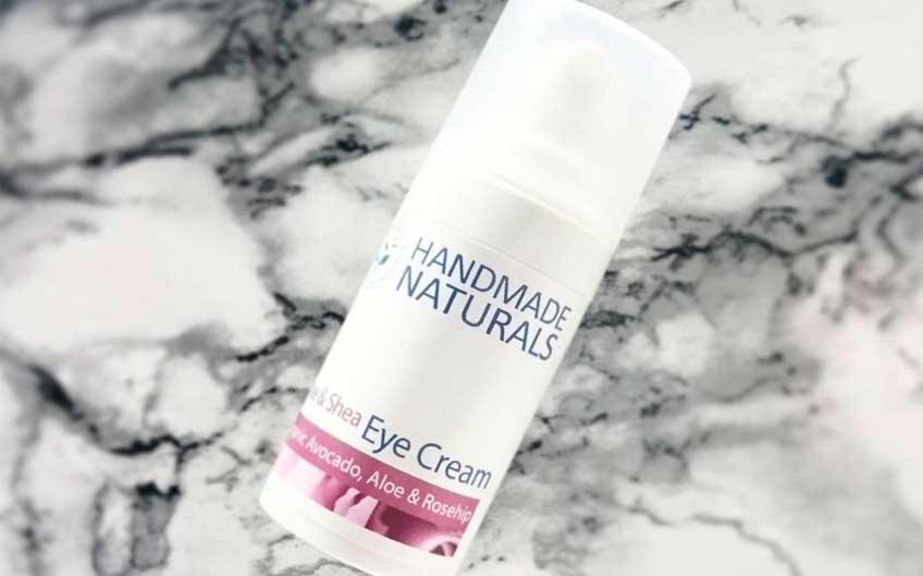 Handmade Naturals Rose & Shea Eye Cream