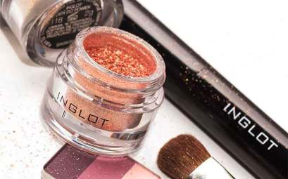 Inglot Vegan List