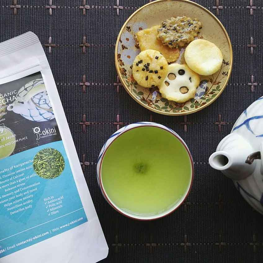 Kariganecha Green Tea