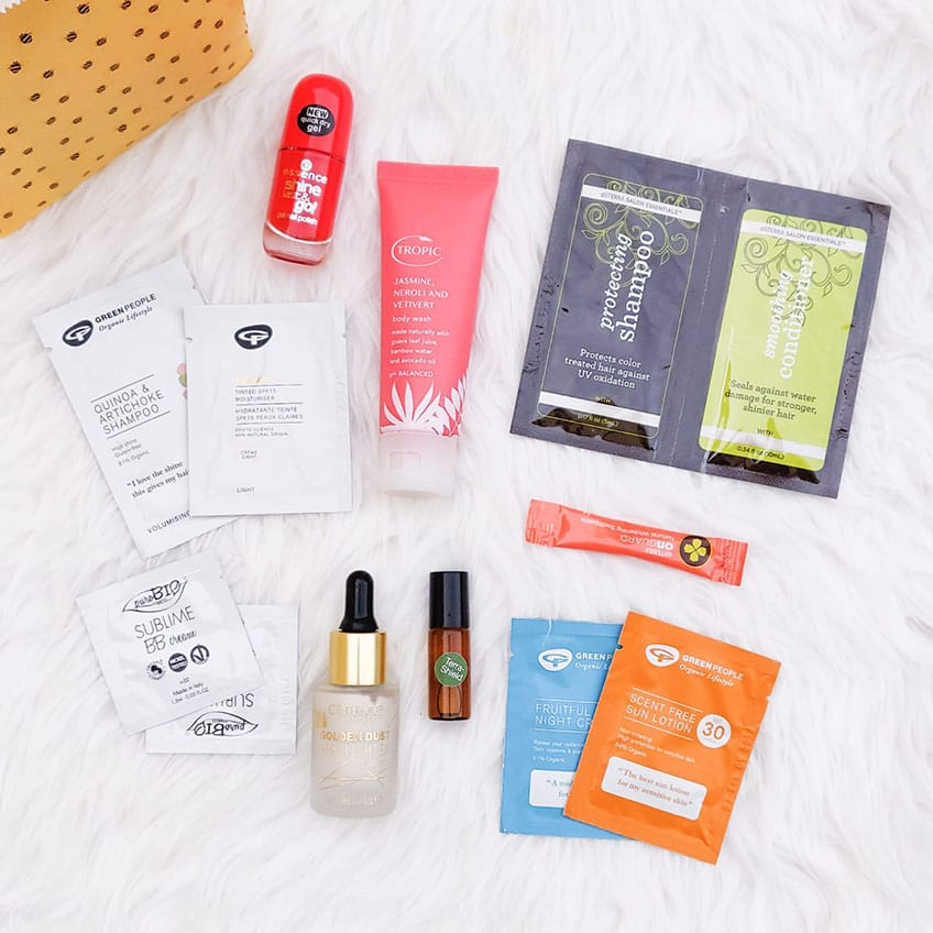 Summer 2019 Cruelty-free Kit Unboxing