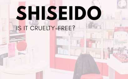 Is Shiseido cruelty-free?
