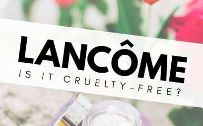 Is Lancôme cruelty-free