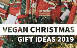 Vegan Christmas Gift Ideas 2019