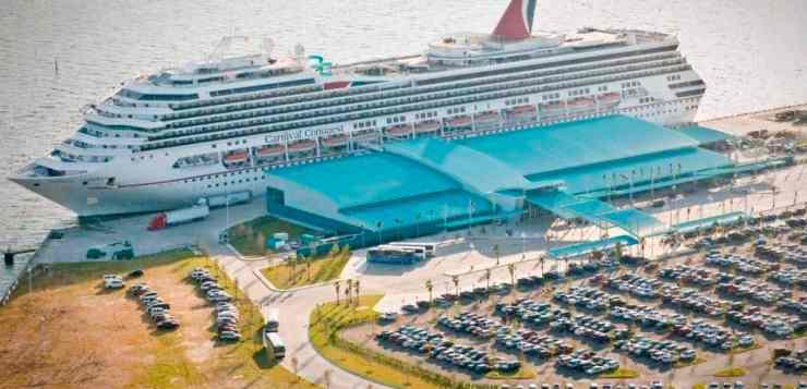Bayport Cruise Terminal