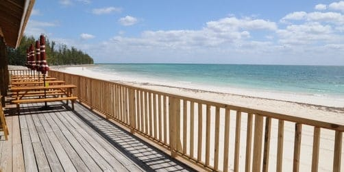 Beautiful Beaches await you at the Bahamas Adventure Beach Club