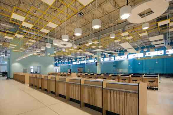The Redesigned and Updated Cruise Terminal 4