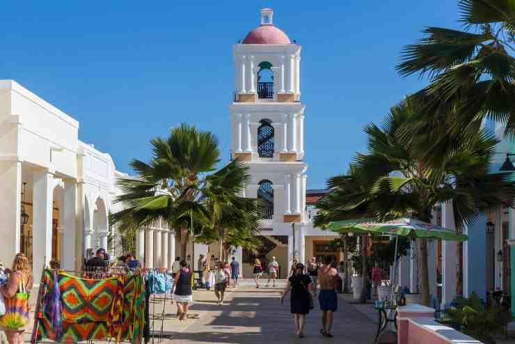 Cuba, Cayo Santa Maria, Pueblo La Estrella