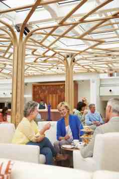 Viking Star's Wintergarden