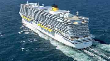New Costa Cruises Ship