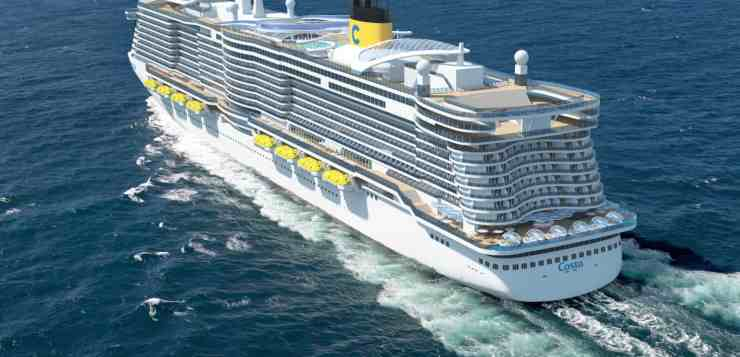 New Costa Cruises Ship
