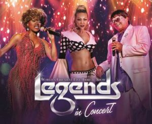 Legends in Concert aboard NCL