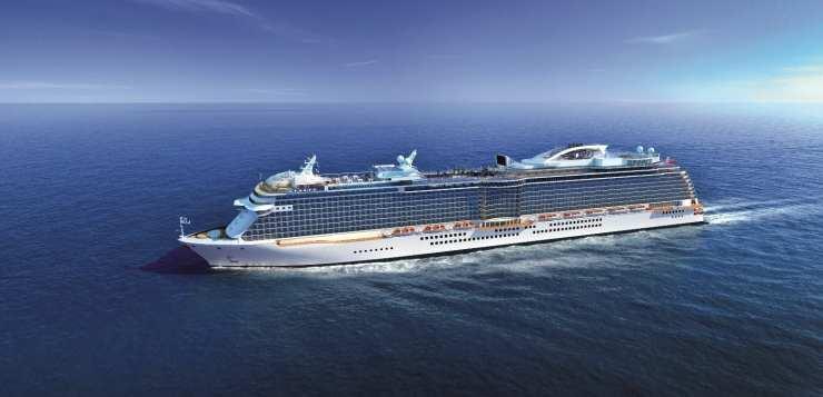 Princess Cruises - Royal Class