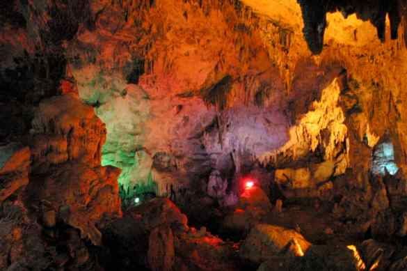 Gasparee Caves