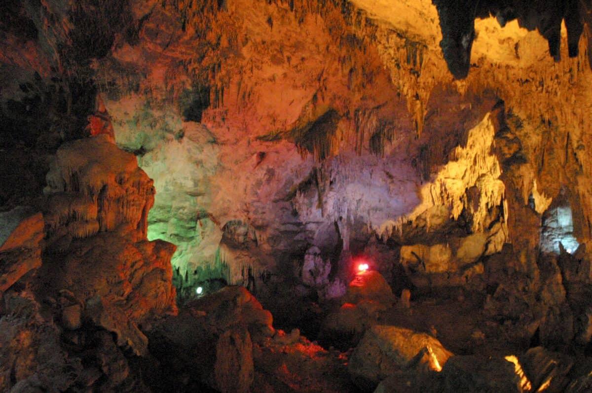 Gasparee Caves