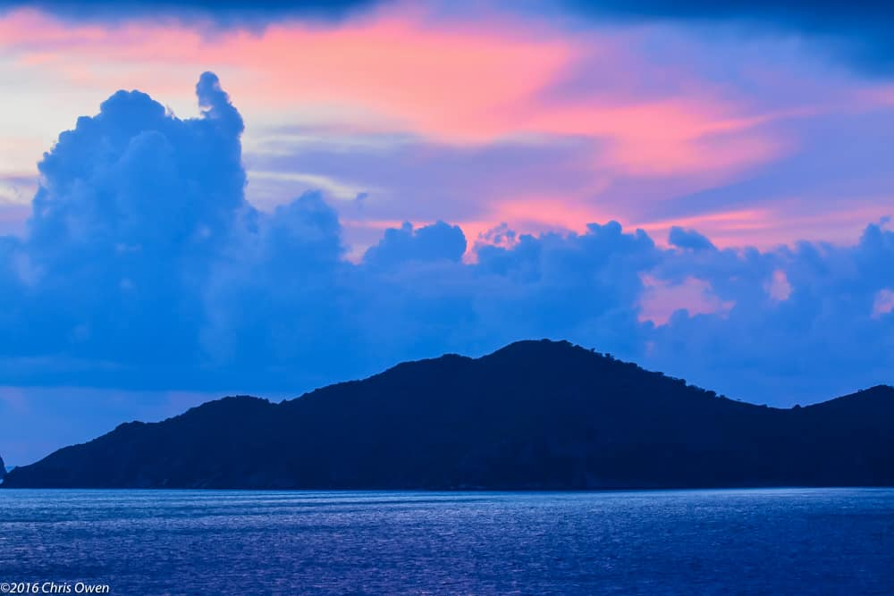 viking in the caribbean