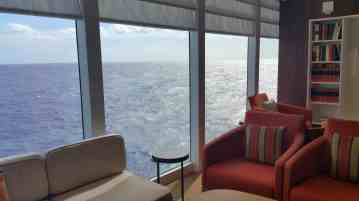 The Lanai aboard Viking Star
