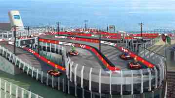 Ferrari Branded Race Track