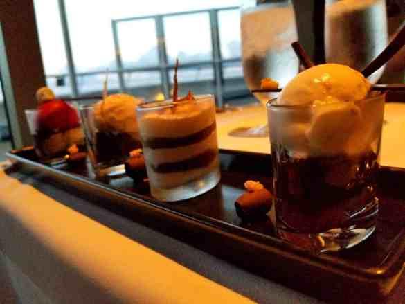 Chocolate Sampler, Dessert