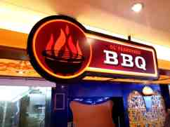 Ol' Fashioned BBQ aboard Carnival Cruise Line