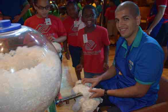 Carnival Cruise Line Hosts Build-A-Bear Day Of Fun Aboard Carnival Magic