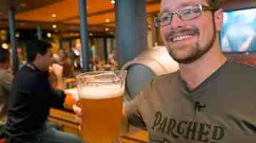 Brewmaster Colin Presby