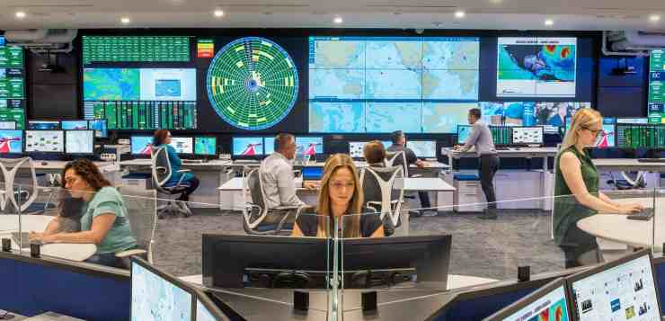 Carnival Cruise Line Unveils Its New Fleet Operations Center In Miami