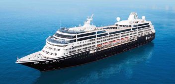 Azamara Club Cruises Names Godmothers of New Ship