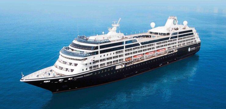 Azamara Club Cruises Names Godmothers of New Ship