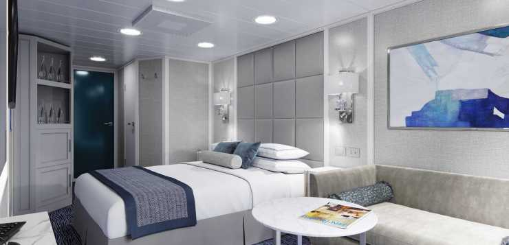 Oceania Cruises Announces $100M Re-Inspiration of R-Class Ships