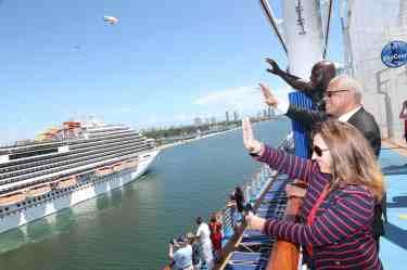 Carnival Horizon Arrival Miami 239