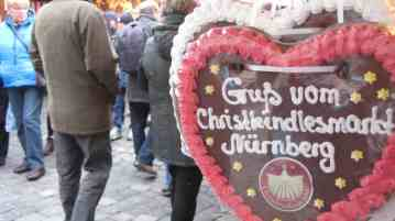 The Nuremberg Christmas Market is one of Europe's most popular.