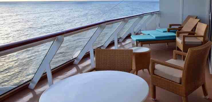 Sleep on a Cruise