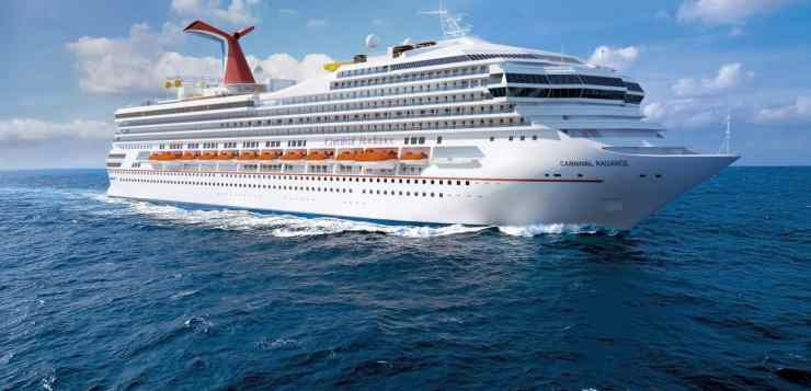 Carnival Victory to be Transformed and Renamed Carnival Radiance Following 2020 Dry Dock