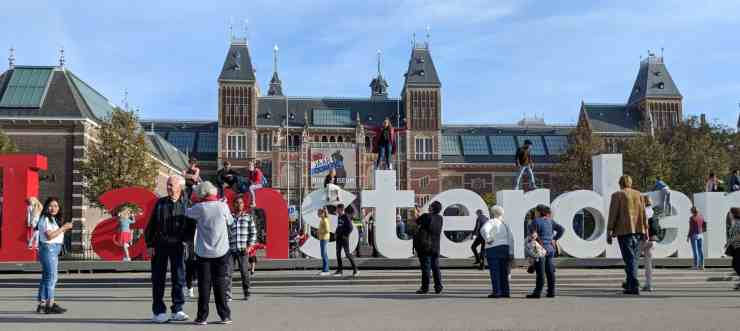 Amsterdam at Rijksmuseum