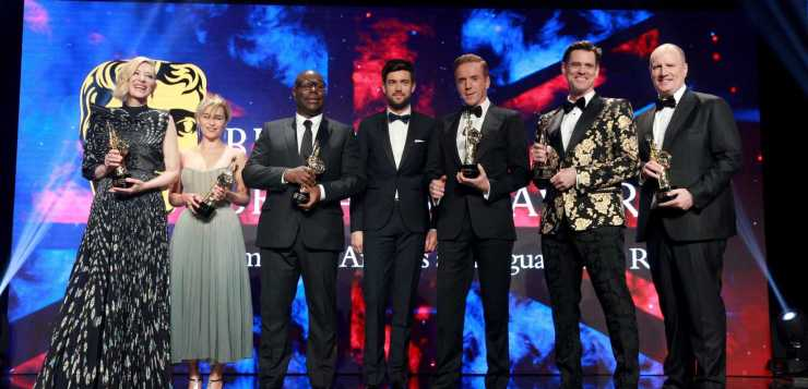 Cunard Kicks Off Partnership with BAFTA LA at 2018 Britannia Awards
